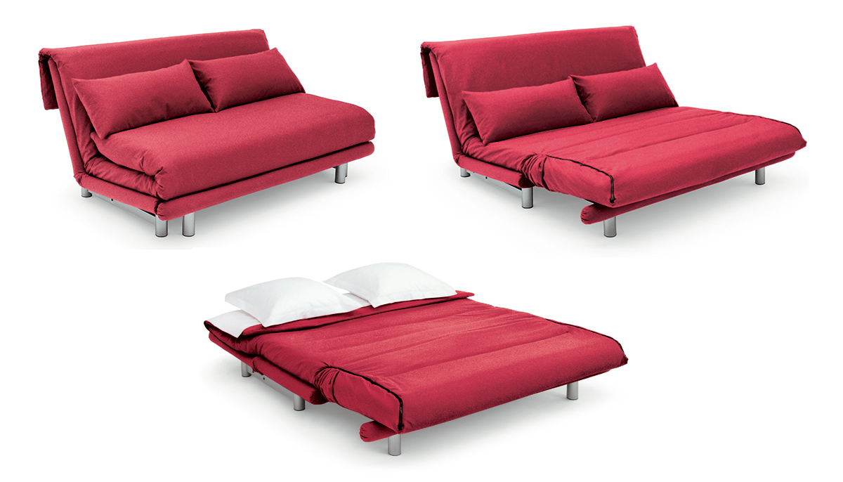 Ligne roset schlafsofa multy aktion ligne roset multy for Ligne roset multy testbericht
